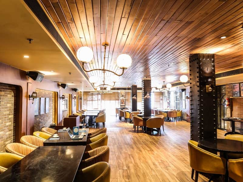 myHQ Coworking @Tippling Street, New Delhi - Read Reviews & Book Online