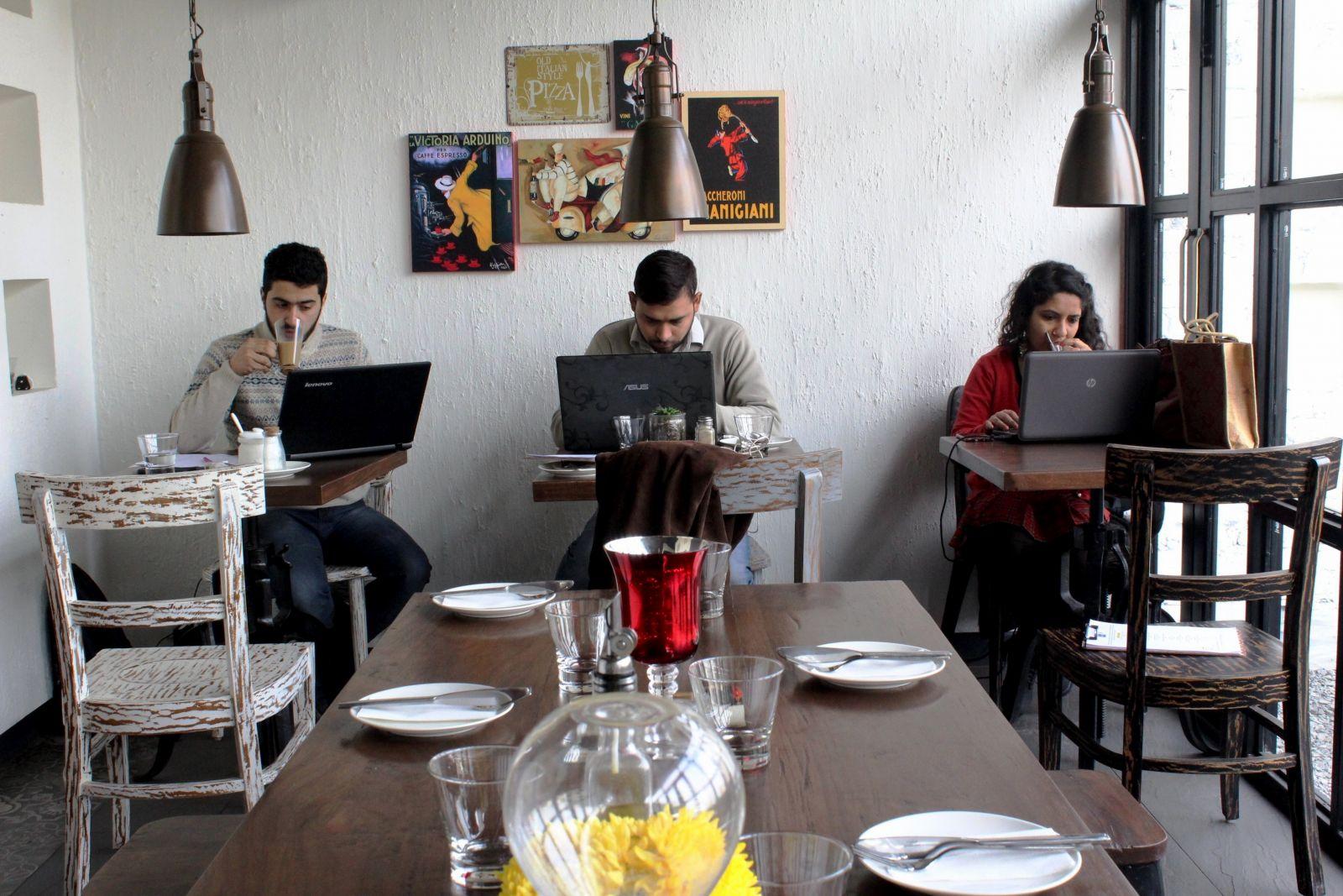 myHQ, New Delhi