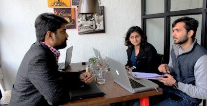 myHQ, New Delhi | coworkspace.com