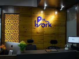 Pin for Cowork, New Delhi