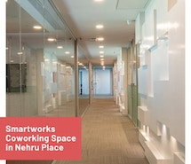 Smartworks Coworking Space Nehru Place profile image