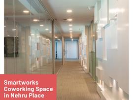 Smartworks Coworking Space Nehru Place, Smartworks