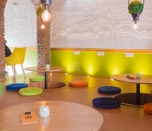 Soho Bistro - myHQ Coworking Cafe in Saket profile image
