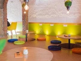 Soho Bistro - myHQ Coworking Cafe in Saket, New Delhi