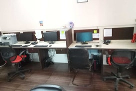 South Delhi based Vibrant Coworker Area, Ghaziabad