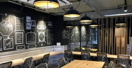 Spaced Out, New Delhi | coworkspace.com