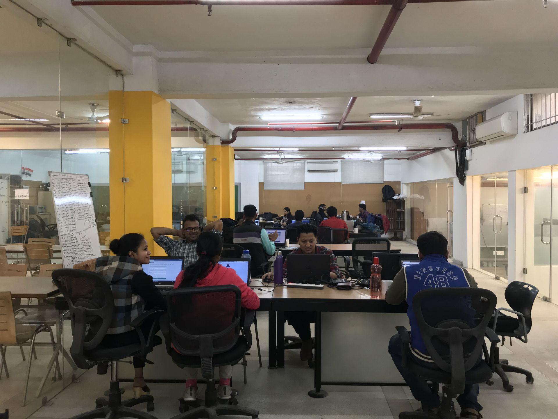 Startup Tunnel Coworking, New Delhi