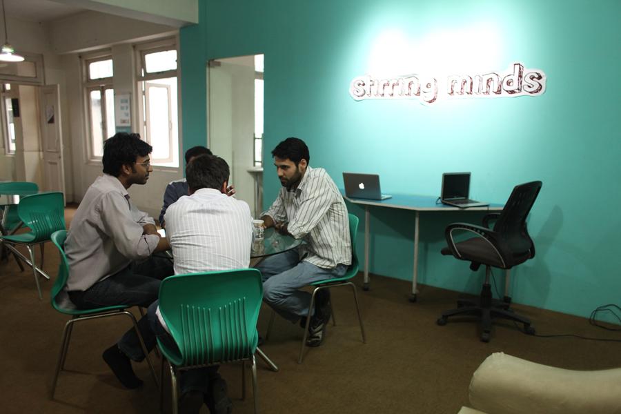 Stirring Minds, New Delhi