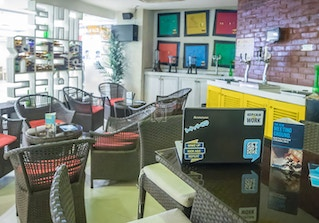 The Beer Cafe - Coworking Cafe Kirti Nagar - myHQ image 2