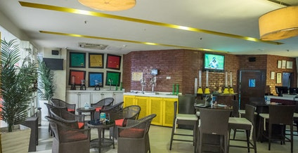 The Beer Cafe - Coworking Cafe Kirti Nagar - myHQ, New Delhi | coworkspace.com