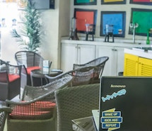 The Beer Cafe - Coworking Cafe Kirti Nagar - myHQ profile image