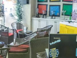 The Beer Cafe - Coworking Cafe Kirti Nagar - myHQ, New Delhi
