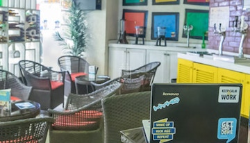The Beer Cafe - Coworking Cafe Kirti Nagar - myHQ image 1