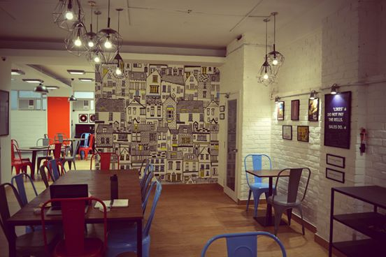 The Founders Café, New Delhi