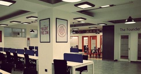 The Founders Café, New Delhi | coworkspace.com