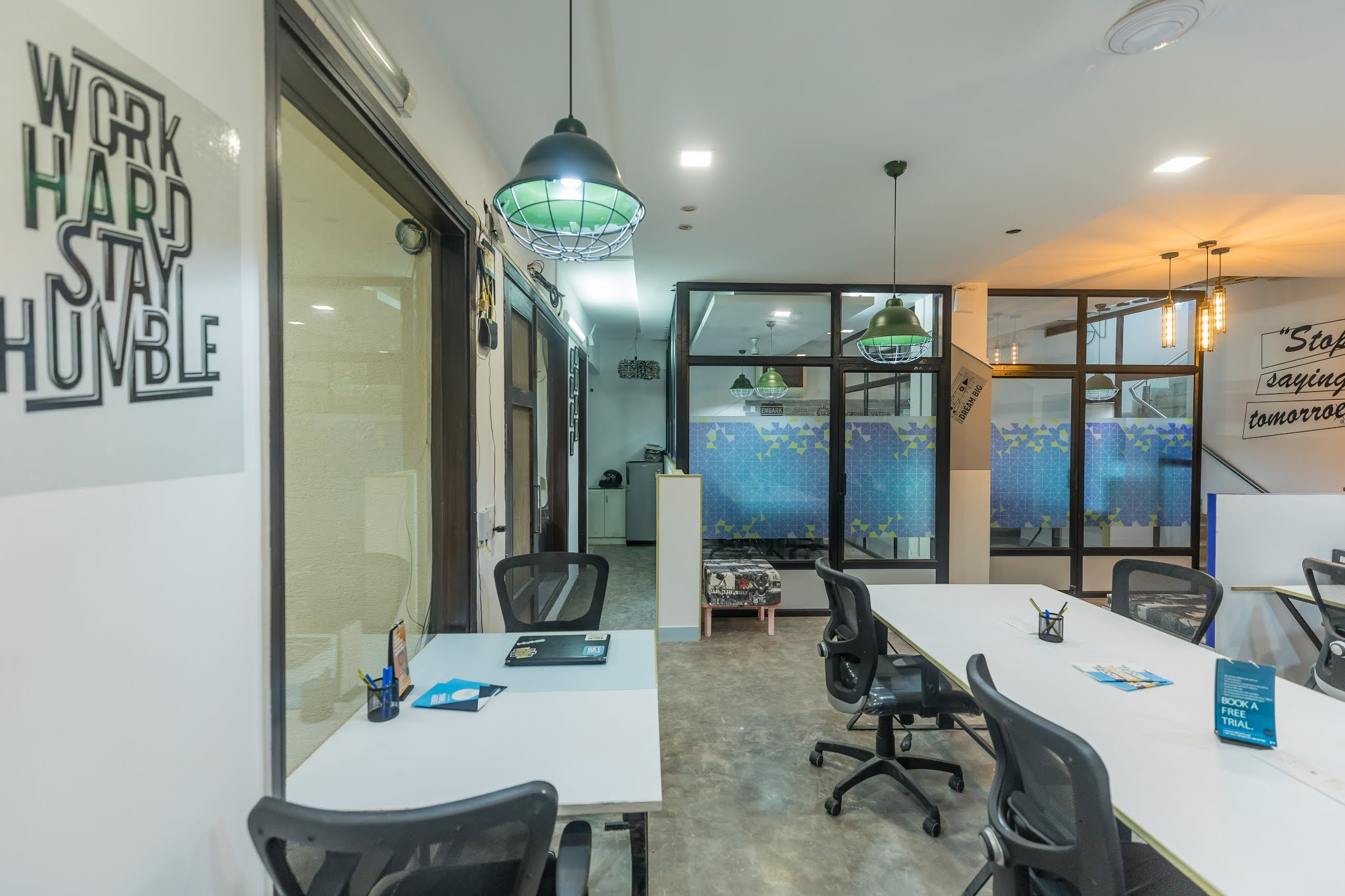 Urban Hive Spaces, New Delhi