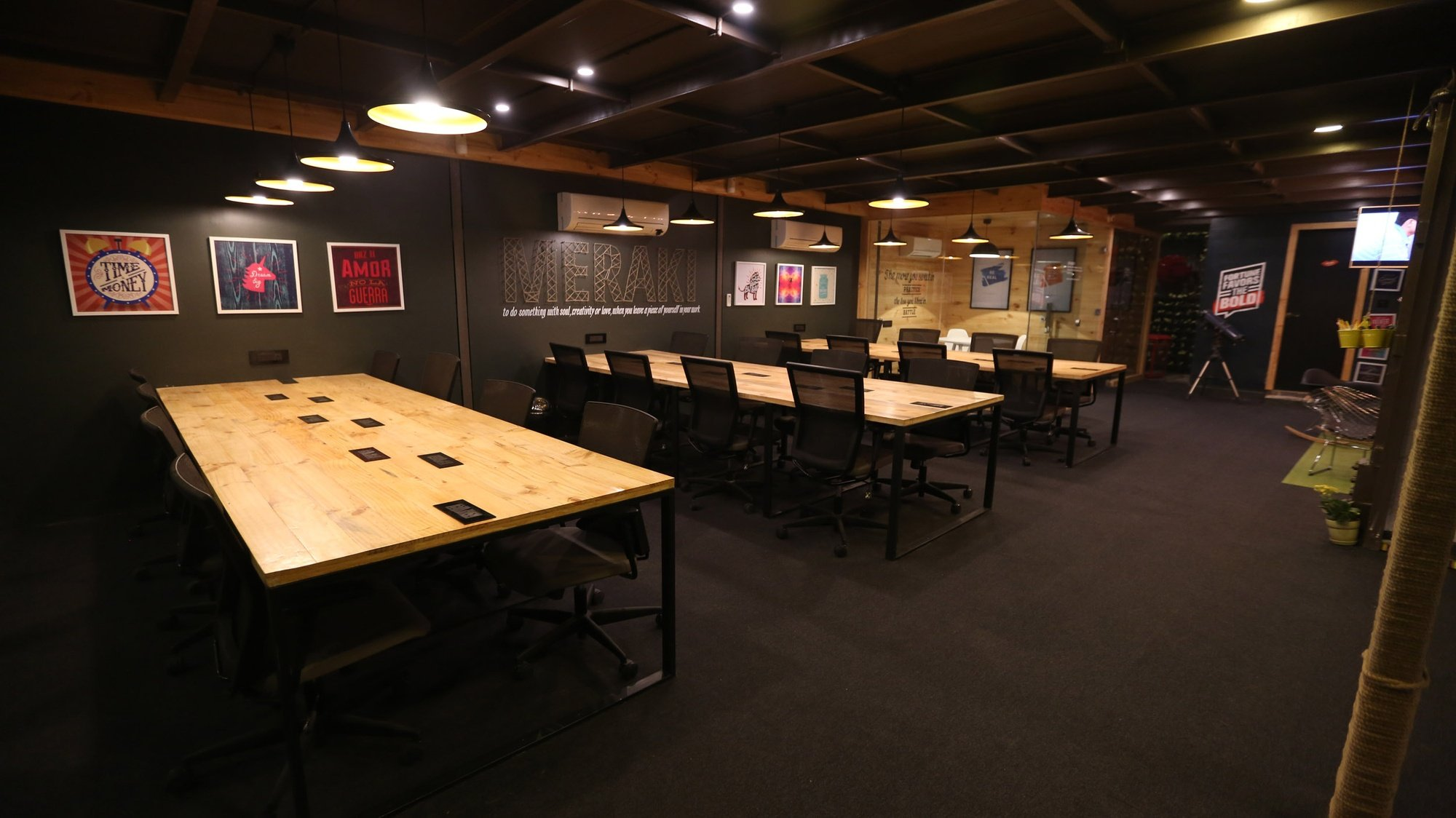 WOLVE Workspaces, New Delhi