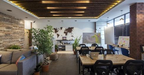 WOLVE Workspaces, New Delhi | coworkspace.com