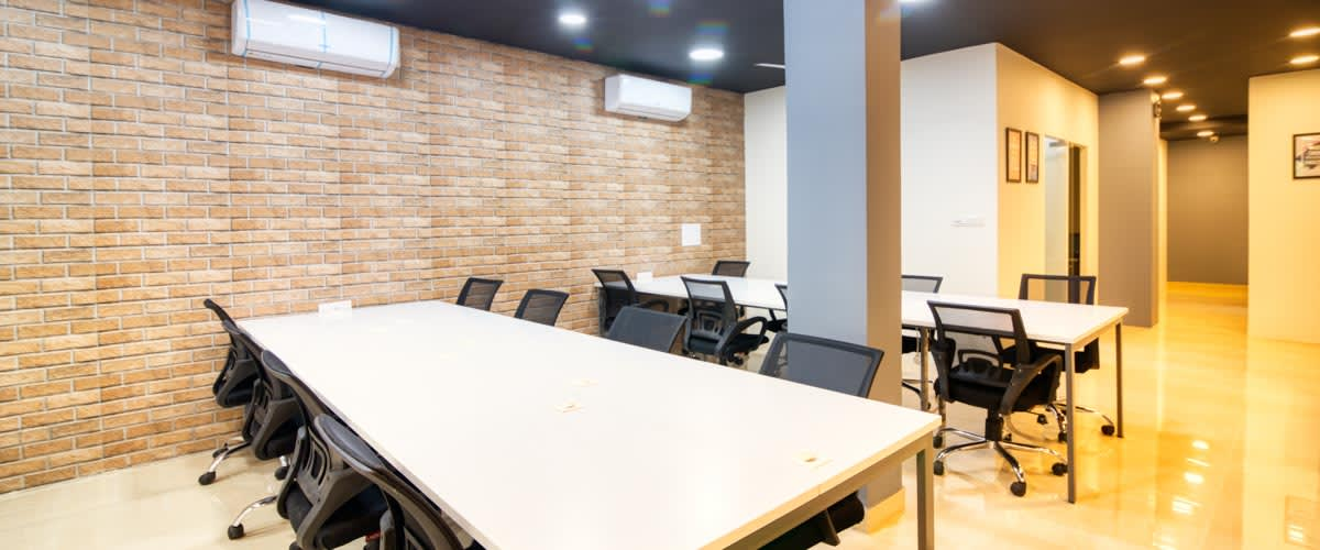 Work With Us Coworking, New Delhi