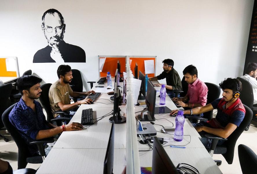 Workie, New Delhi