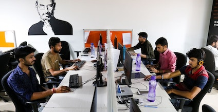 Workie, New Delhi | coworkspace.com