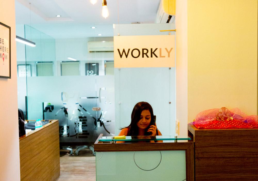 Workly - Lajpat Nagar, New Delhi
