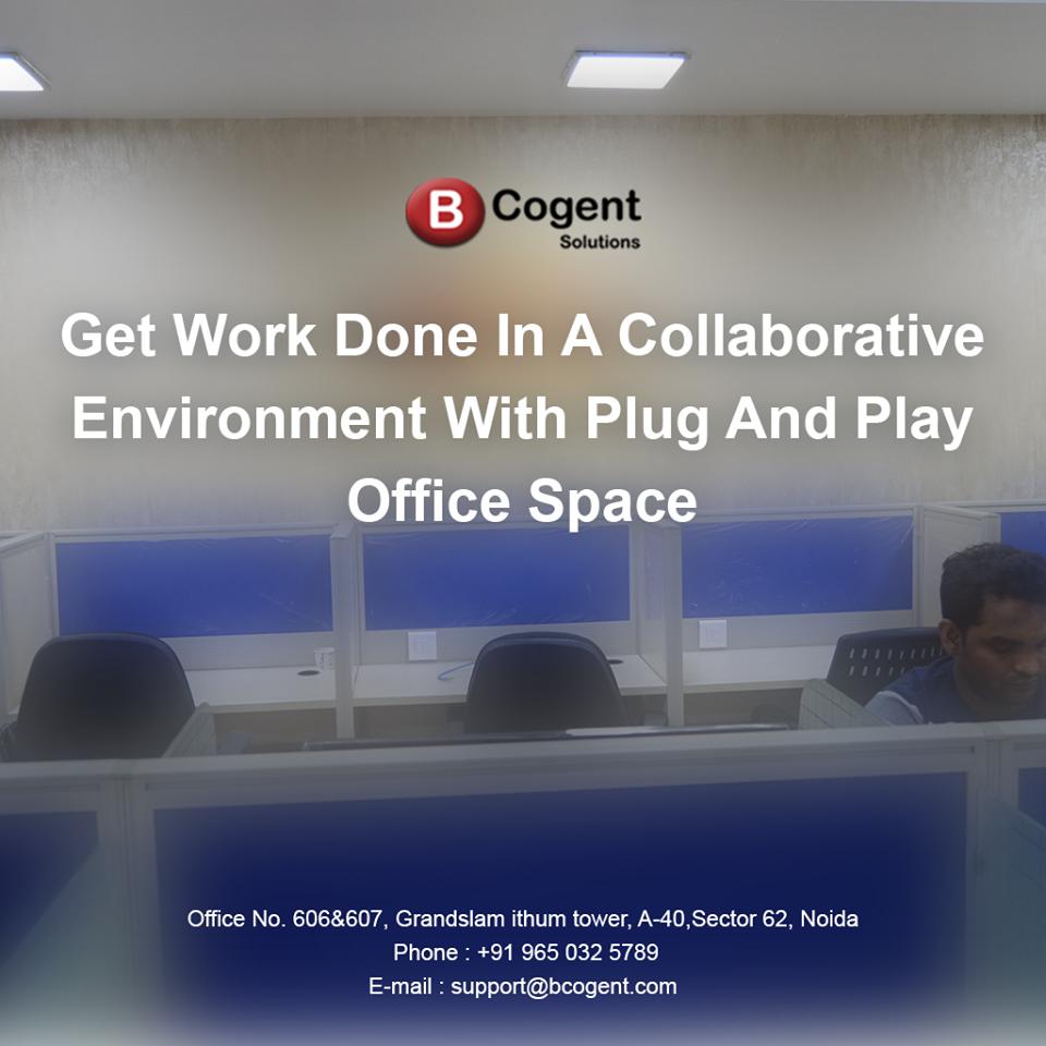 Bcogent Coworking, Noida