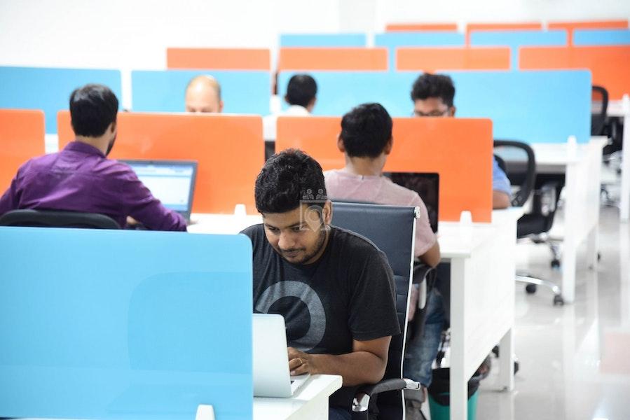 Hacker Space Co-working, Noida