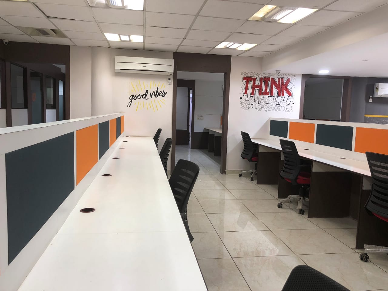 Let's Connect Coworking, Noida