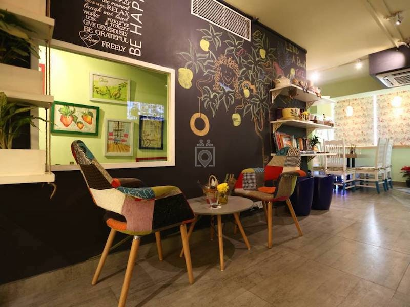 myHQ Our Story Coworking Cafe, Noida