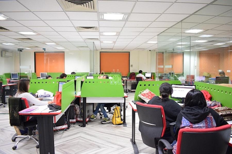 Oqtagon coworking space in Noida, Noida