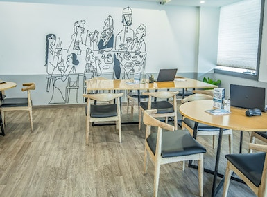 OYO Townhouse Cafe Curryhut - myHQ Coworking Cafe image 3