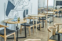 OYO Townhouse Cafe Curryhut - myHQ Coworking Cafe
