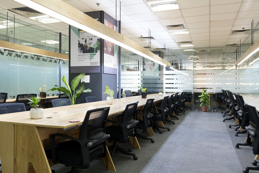 Serenia Coworking Spaces, Noida