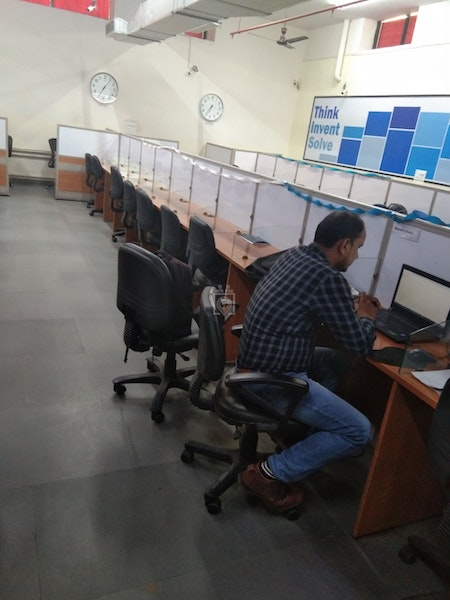 Study Space Library in Noida Sector 72, Noida