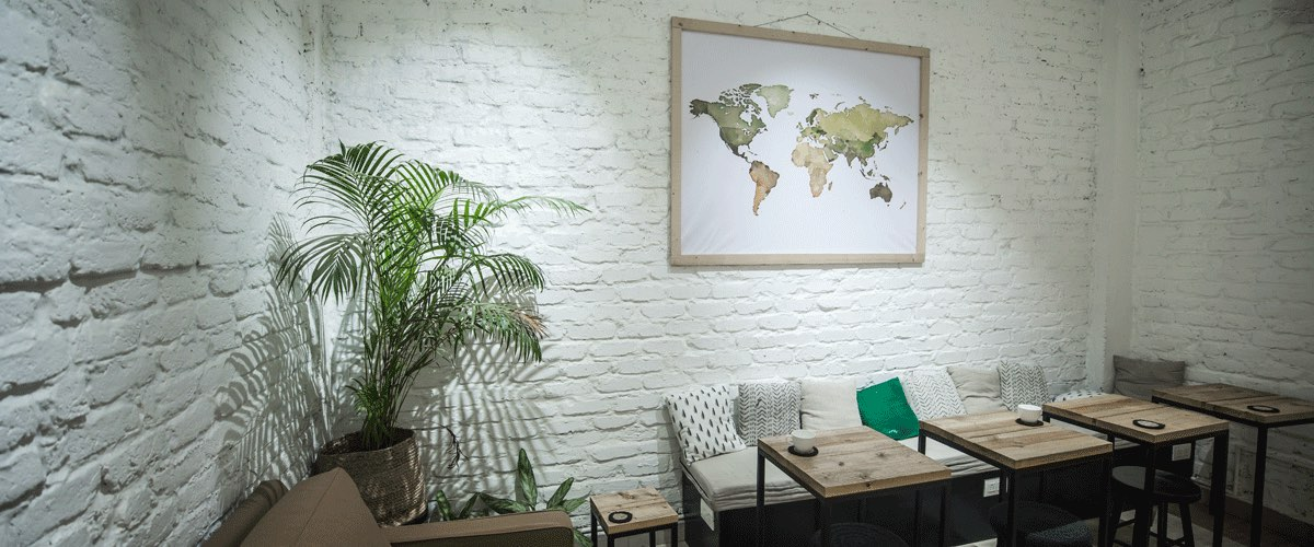 The Haven Internation Coworking Cafe - myHQ WorkCafe, Noida