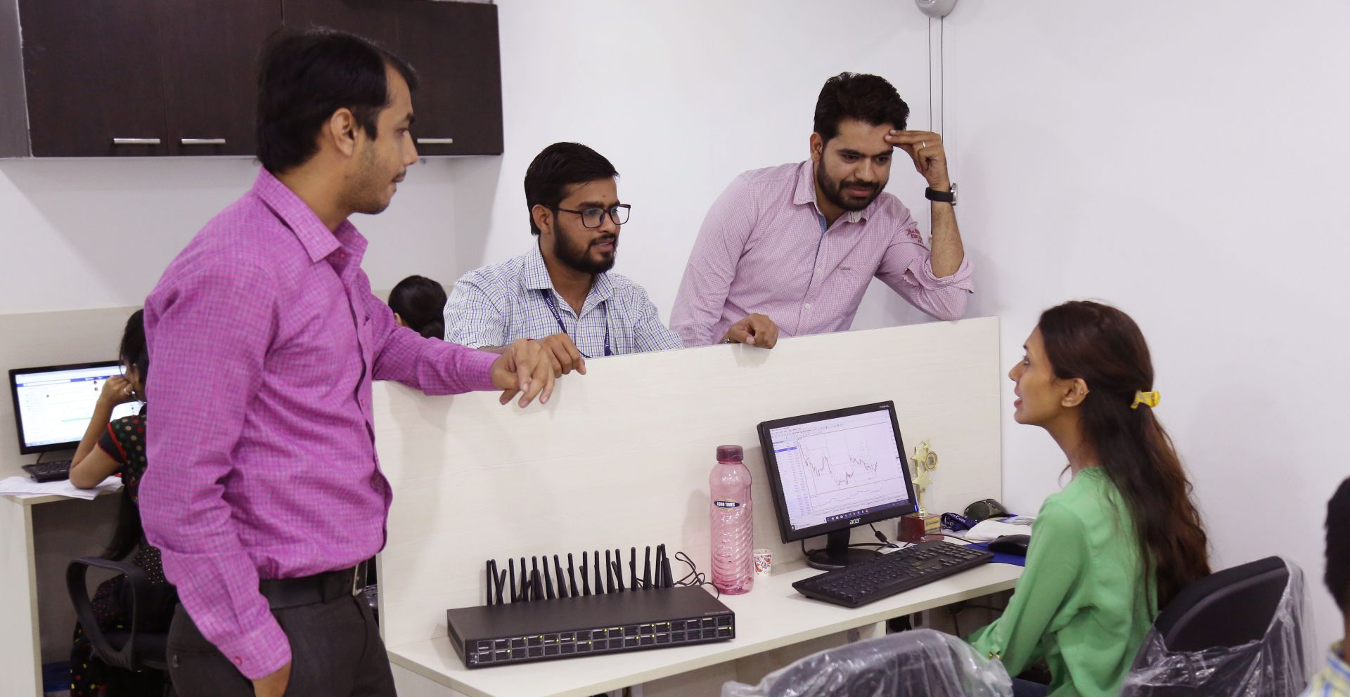 Workie, Noida