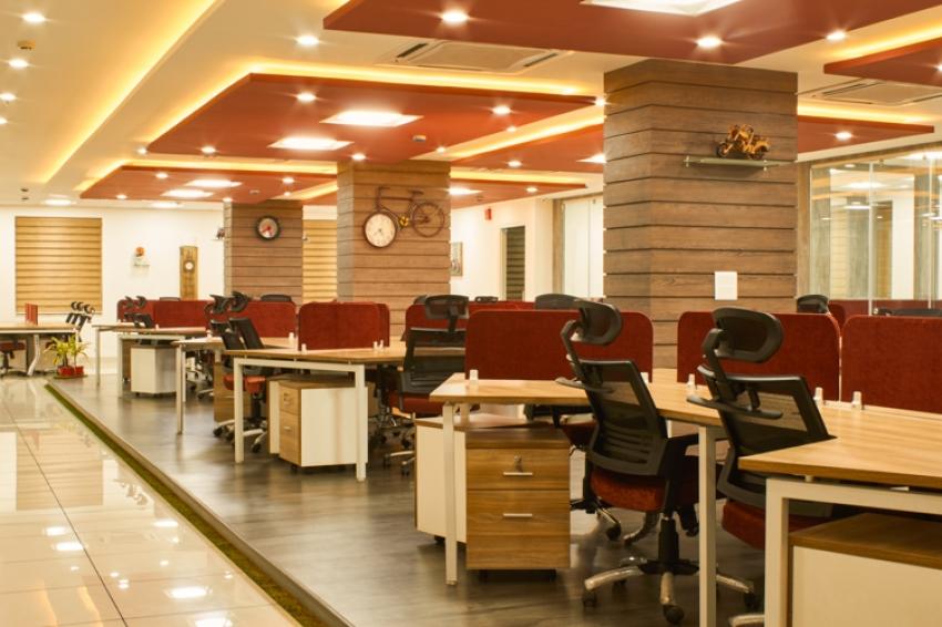 WorkWings, Noida