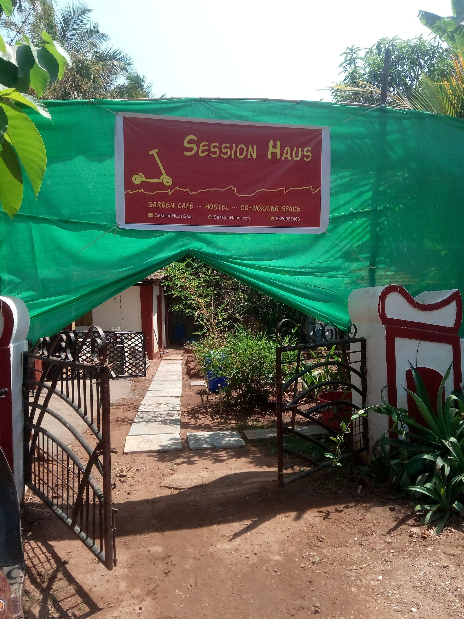 Session Haus, Panaji