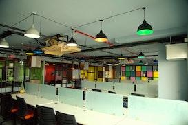 Work Studio Coworking Kidwaipuri, Patna