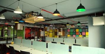 Work Studio Coworking Kidwaipuri profile image
