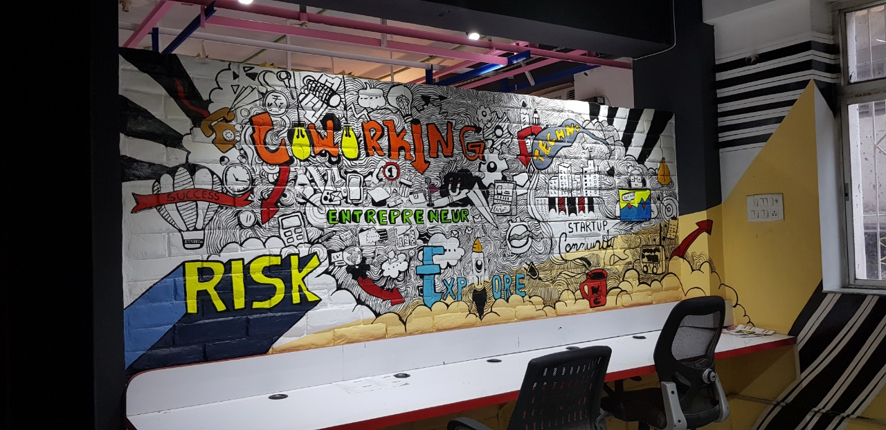 Work Studio Coworking, Patna
