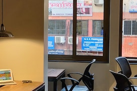 CO workspace, Pune