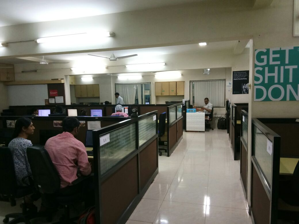 Cohive Coworking Space & Incubation Hub, Pune