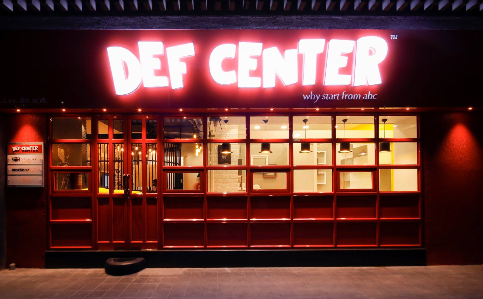 DEF CENTER, Pune