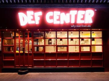 DEF CENTER image 5