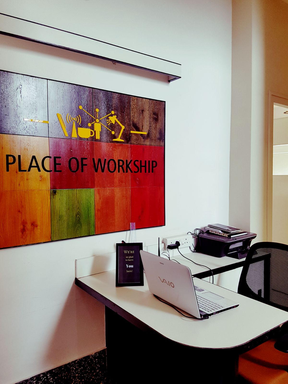Place of Workship, Pune