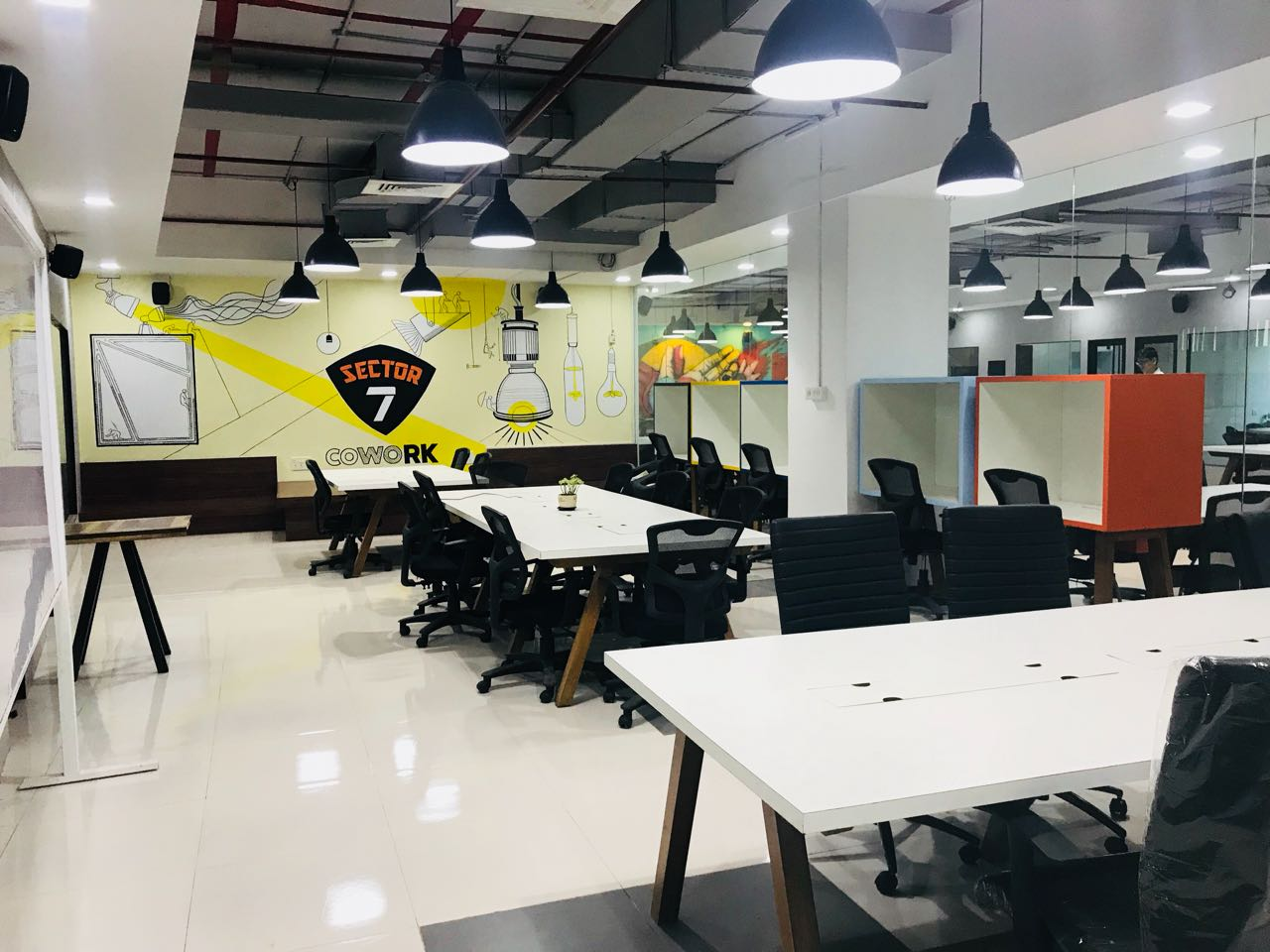 Sector 7 Workspaces, Pune