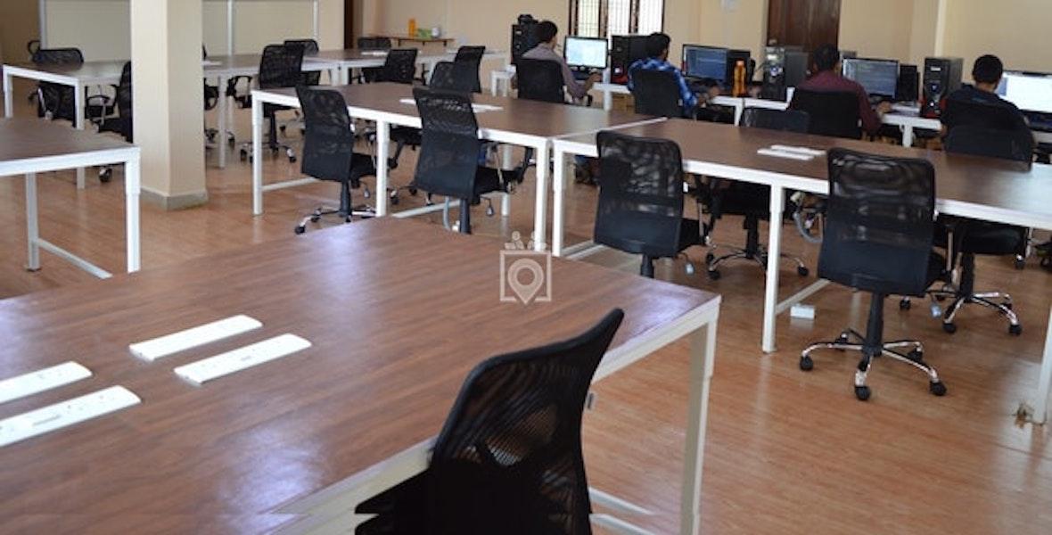 Shive coworking, Ranchi