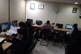 SBMC Co working space, New Chandigarh